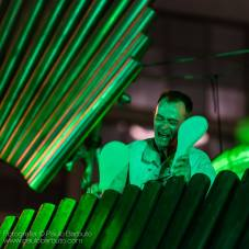 Pyrophone creator Steve Langton on thongaphone